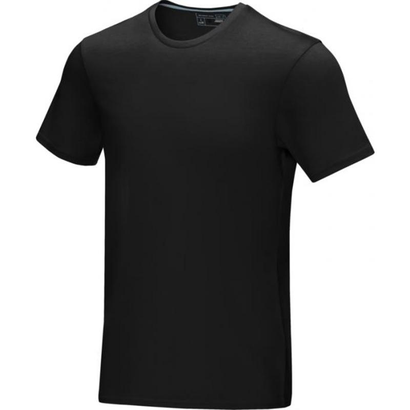 azurite ekologisk t shirt herr svart
