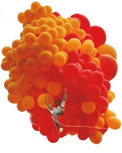 ballonger m tryck flying high