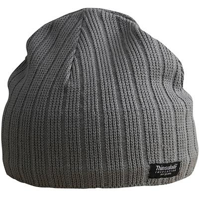 beanie 0044 260 front grey