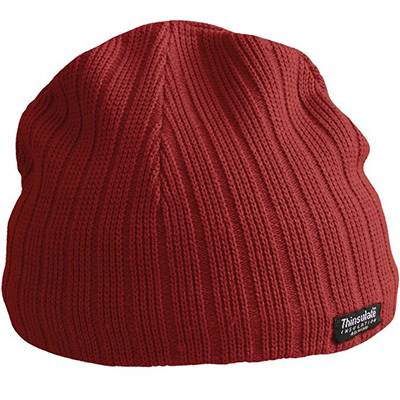 beanie 0044 330 front red