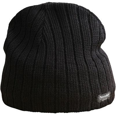 beanie 0044 900 front black