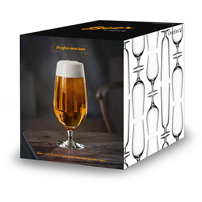 beer lager box