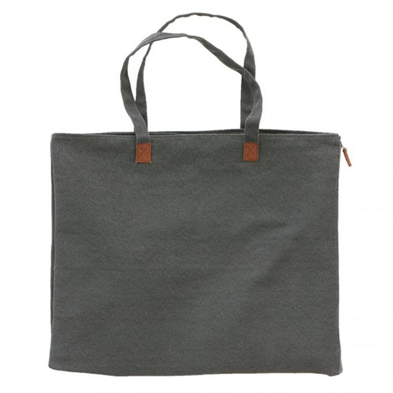 canvas bag blanket 1
