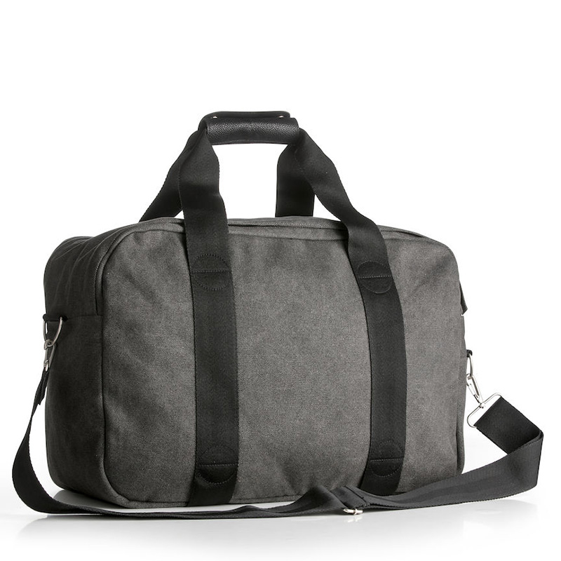 canvas bag svart 1