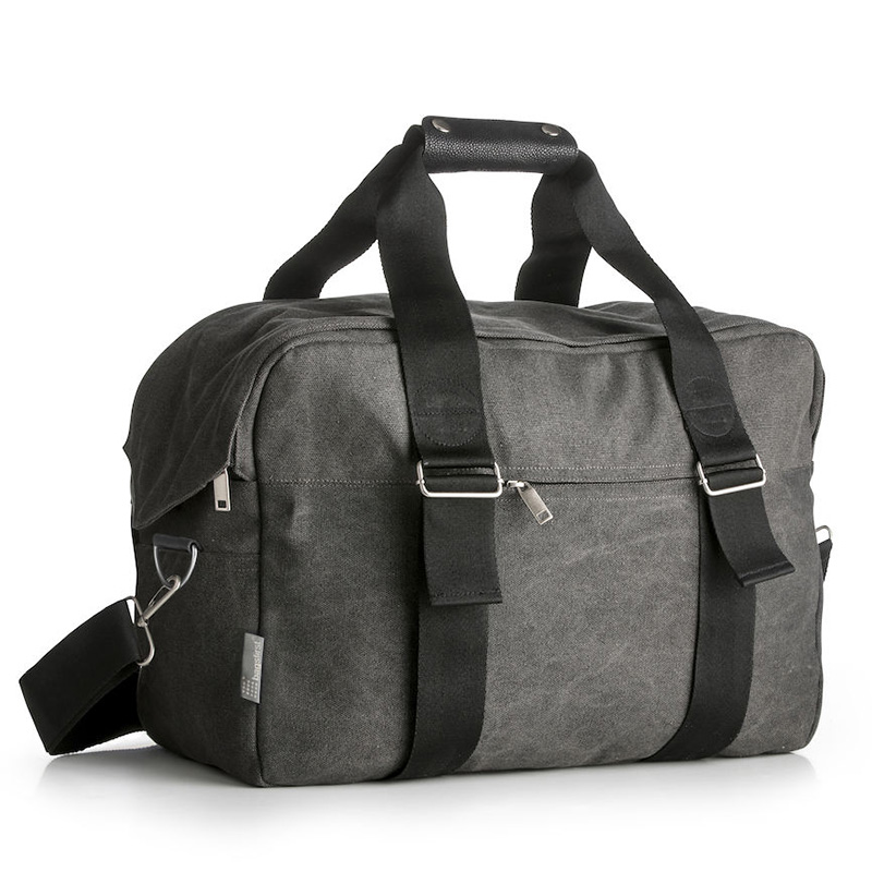 canvas bag svart 2