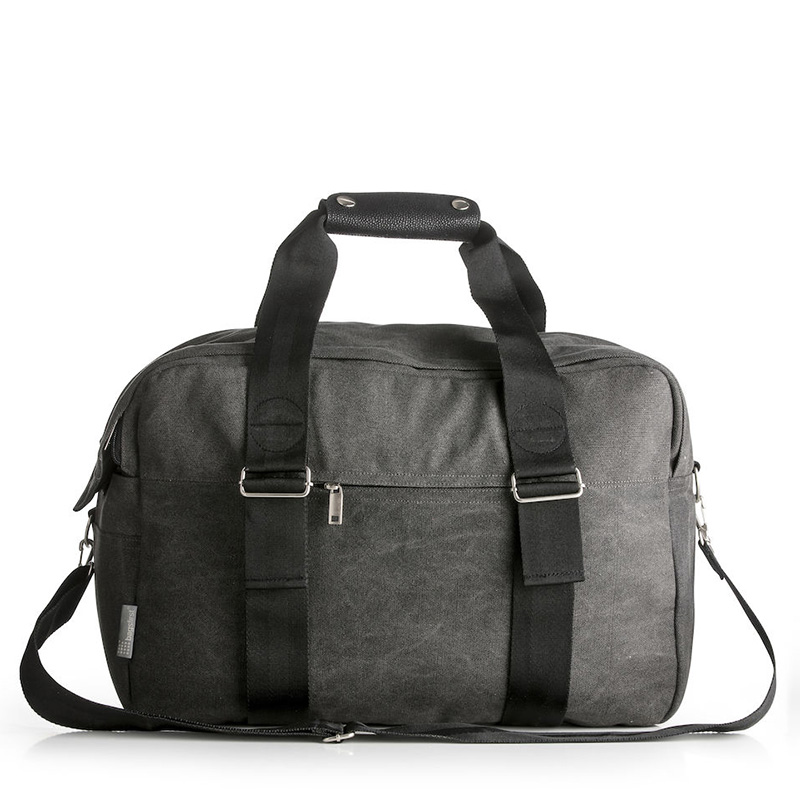 canvas bag svart 4