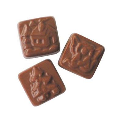 chokladkalender chokladbitar