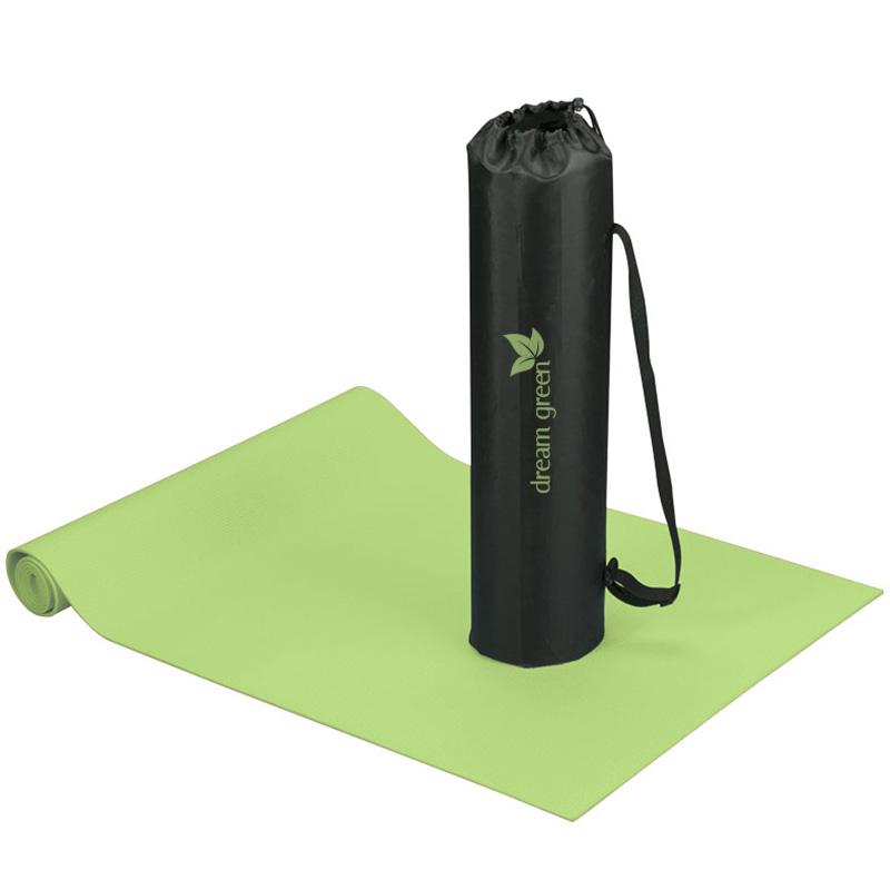 cobra yoga fitnessmatta lime2