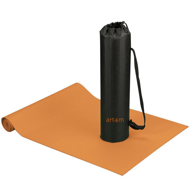cobra yoga fitnessmatta orange3