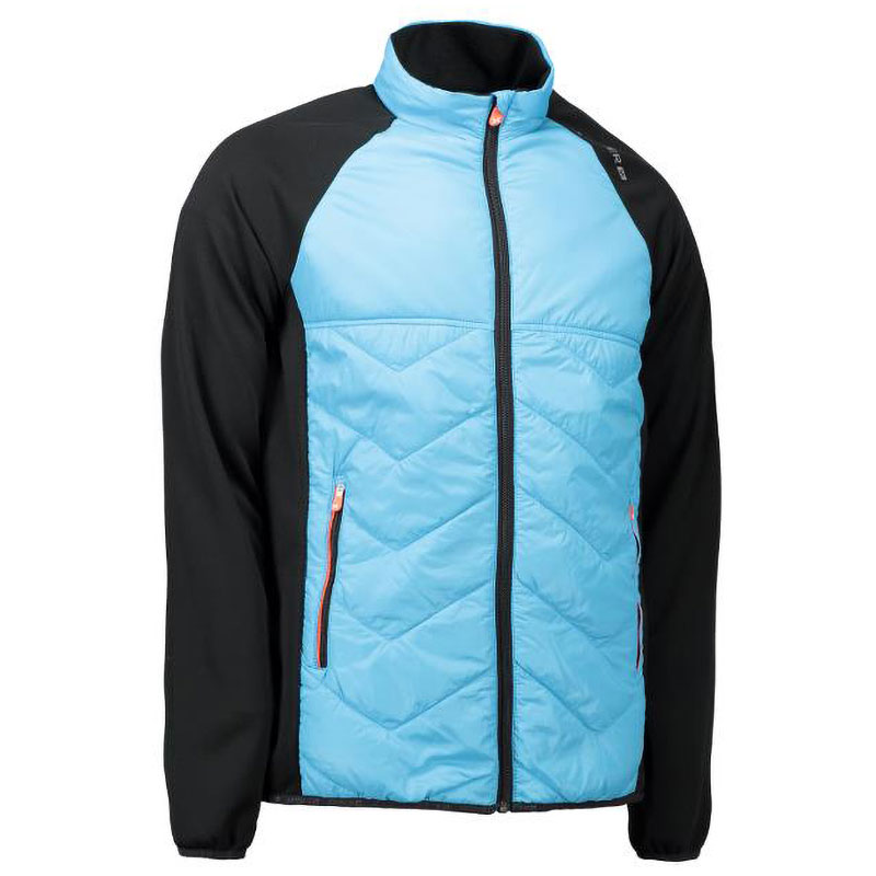 cool down jacket blue