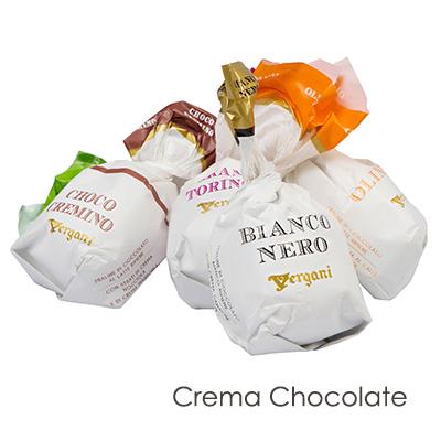 crema chocolate