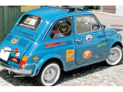 dekaler offset bil