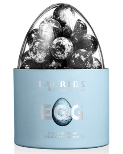 easter egg dulce de leche choc coated liquorice