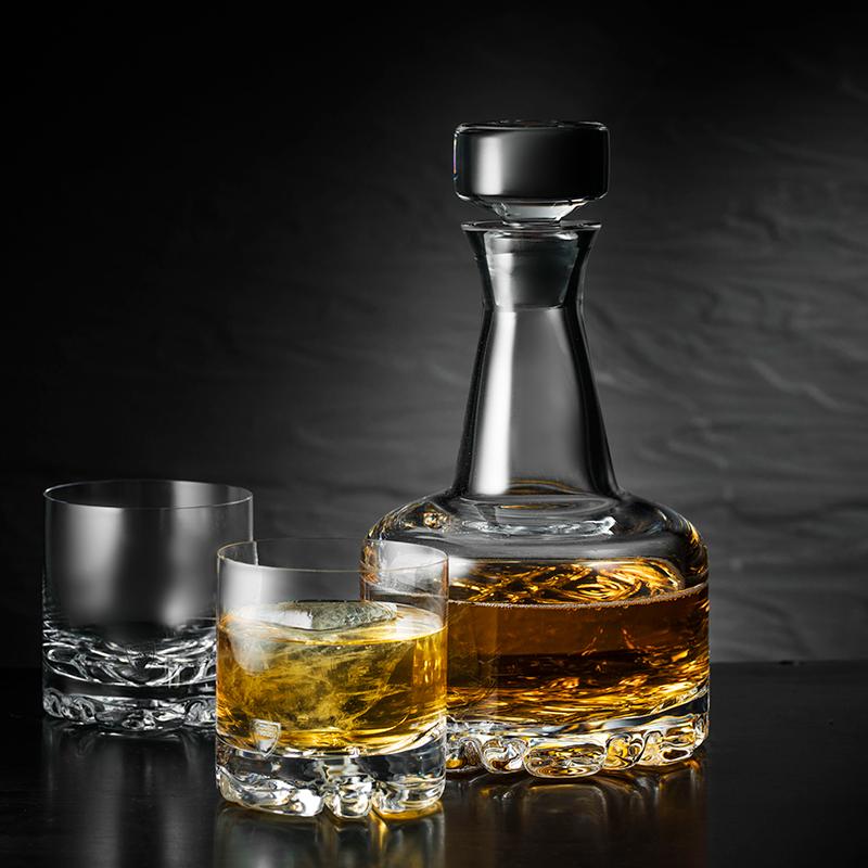 erik karaff double old fashioned glas 2