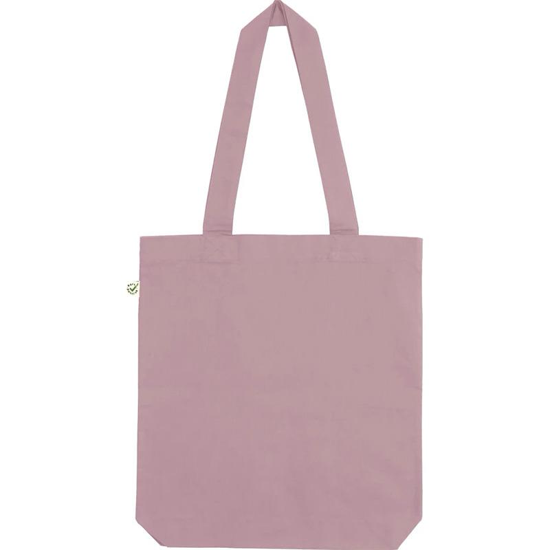 fair wear bomullskasse purplerose