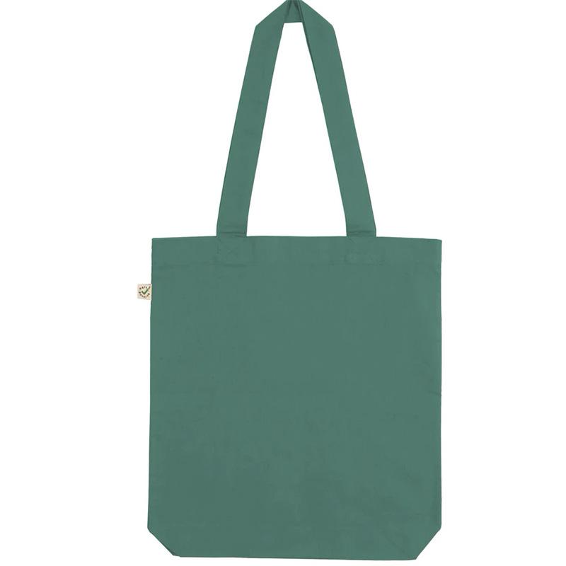 fair wear bomullskasse sagegreen
