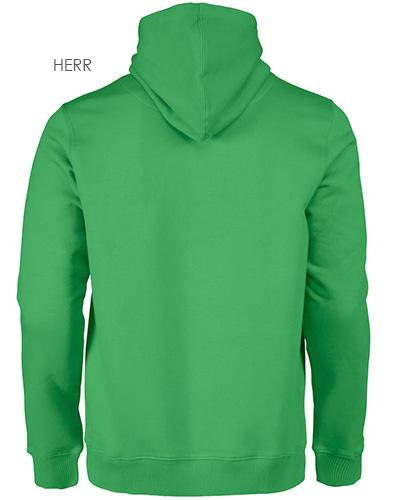 fastpitchrsx hoodie gron bak herr