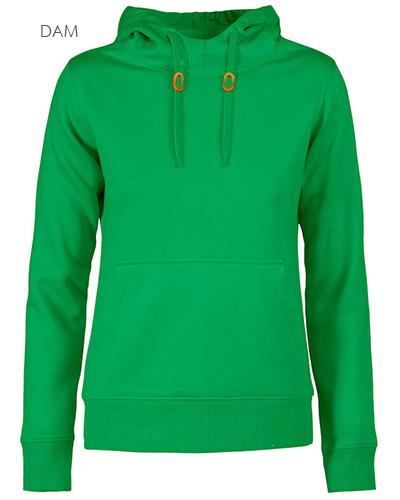 fastpitchrsx hoodie gron front dam