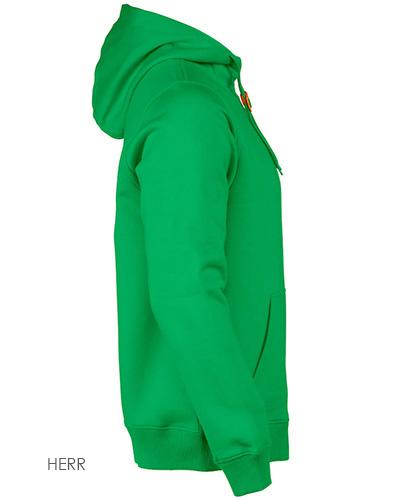 fastpitchrsx hoodie gron sida herr