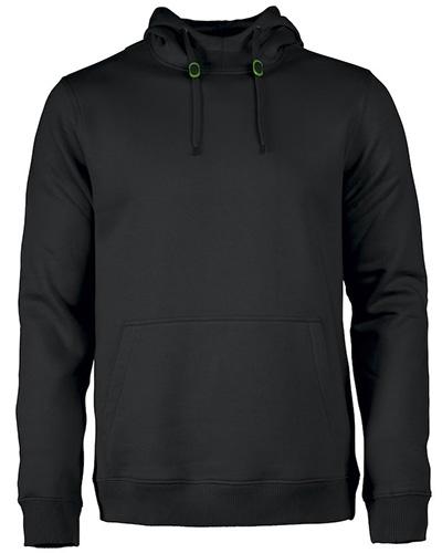 fastpitchrsx hoodie svart herr