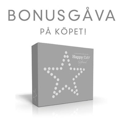 happy day giftcard bonusgava