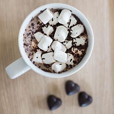 hot chocolate strut omgivning 2