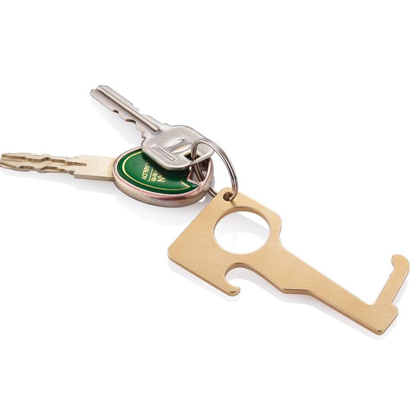 hygienisk noll kontakt nyckelring 2