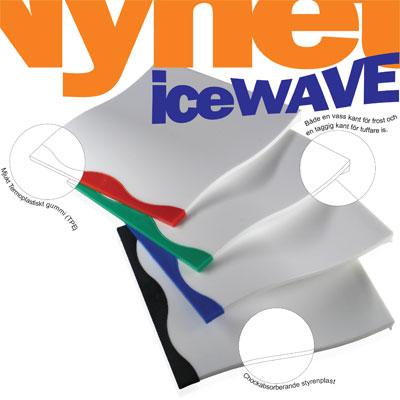 isskrapa icewave konstruktion