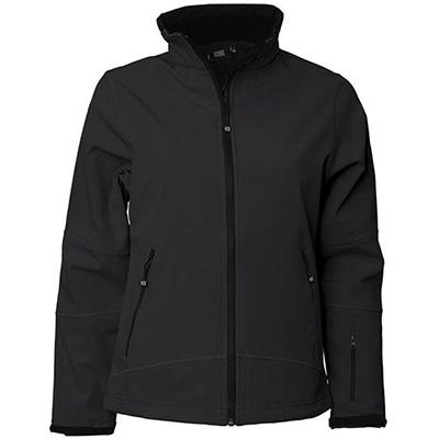 jacka softshell 0859 svart