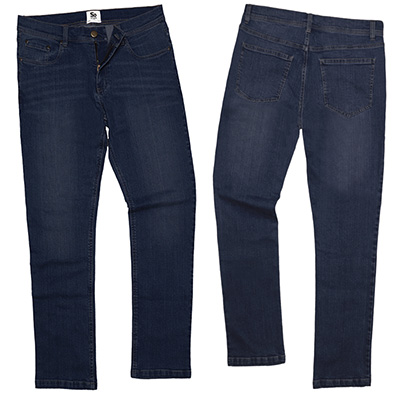 jeans SD001 dark blue wash