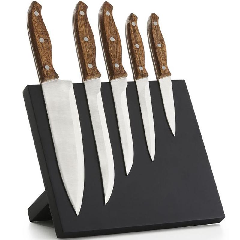 jernverket knivset magnetisk knivblock 2