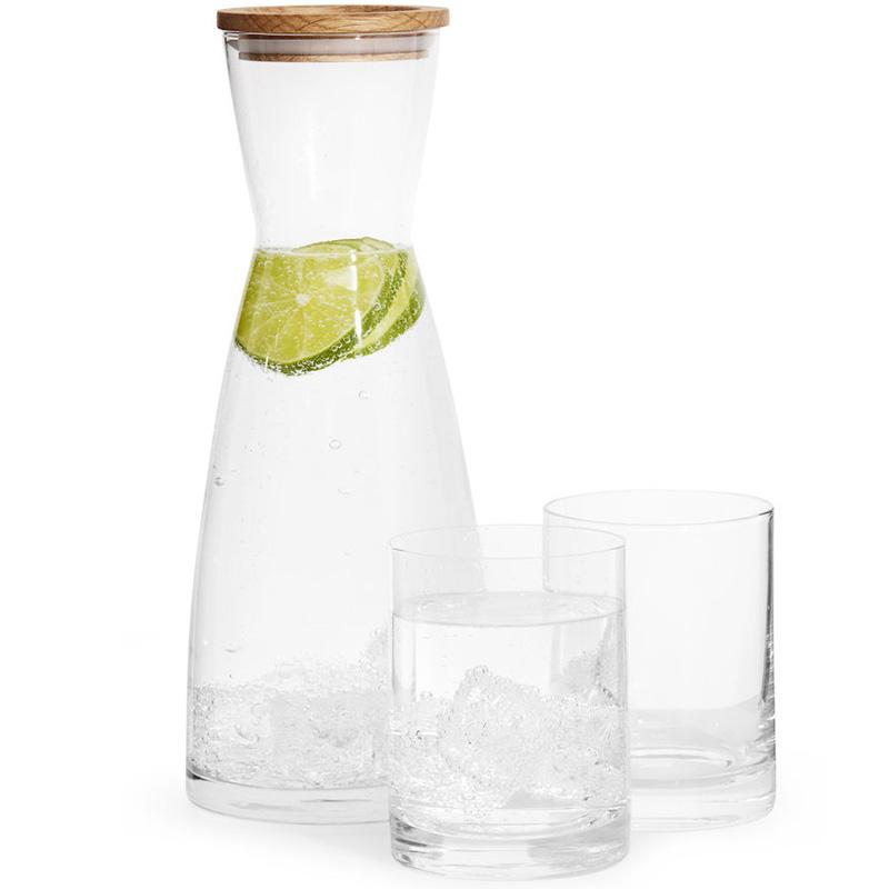 karaff med glas 2