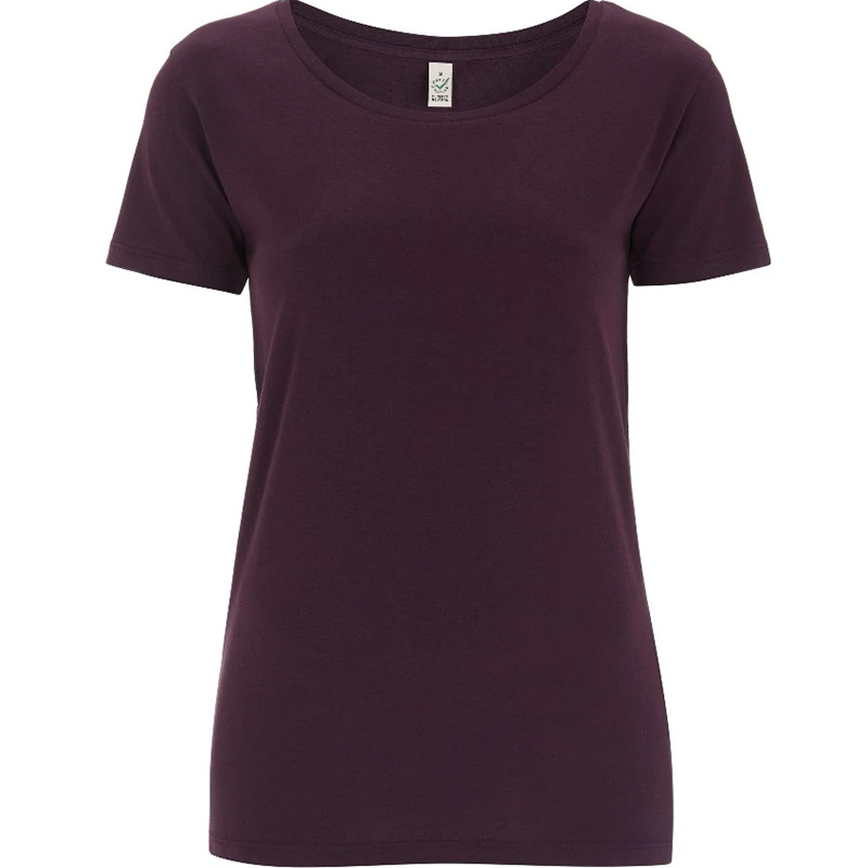 klassisl t shirt ep09 eggplant