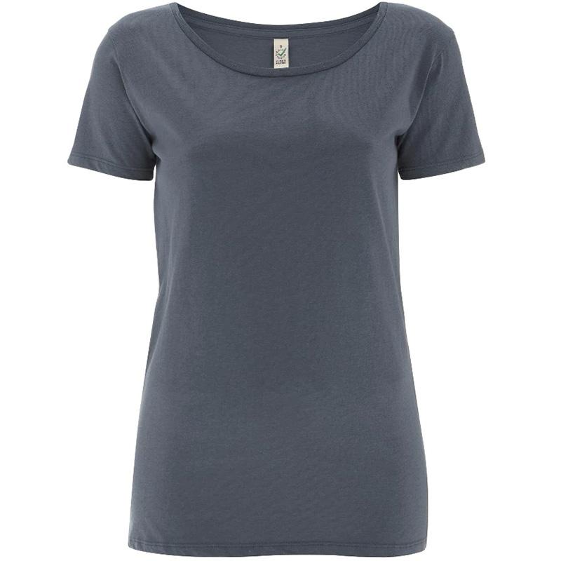 klassisl t shirt ep09 light charcoal