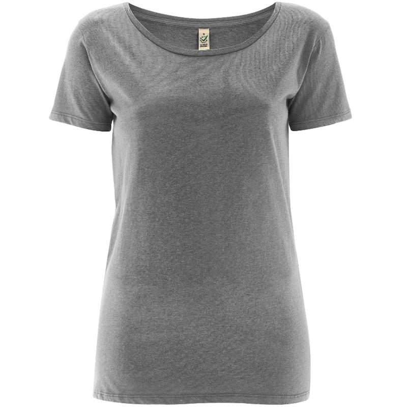 klassisl t shirt ep09 melange grey