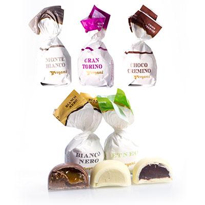 malarburk med godis cremachocolate