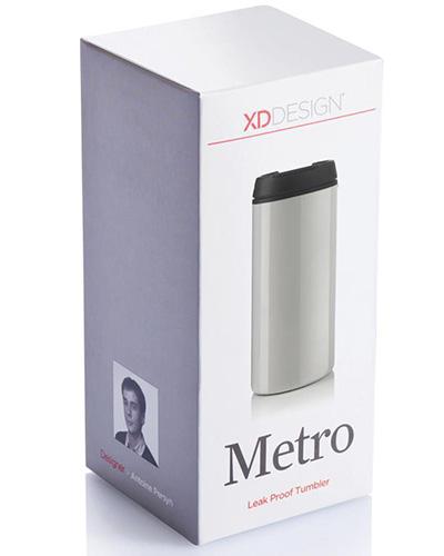 metro termosmugg forpackning