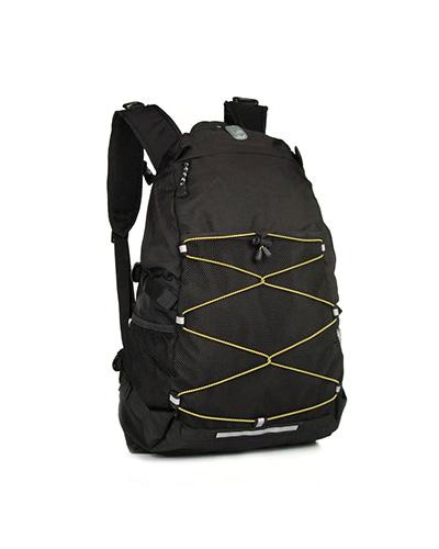 original adventure pack svart gul