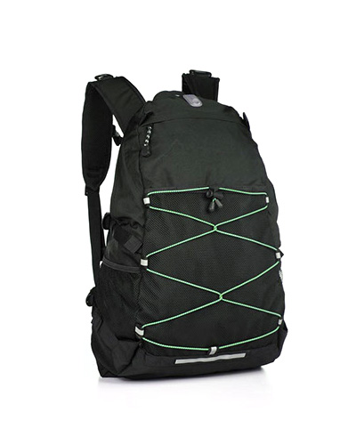 original adventure pack svart lime