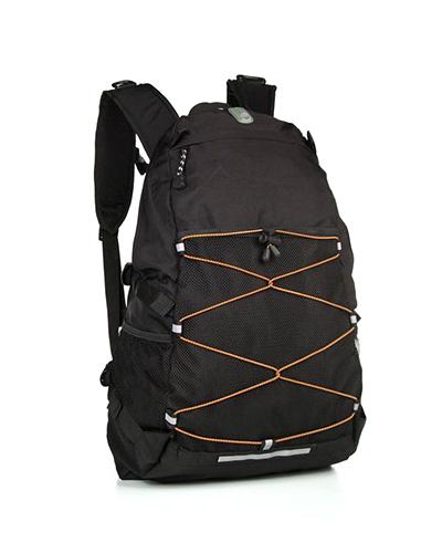 original adventure pack svart ljusorange