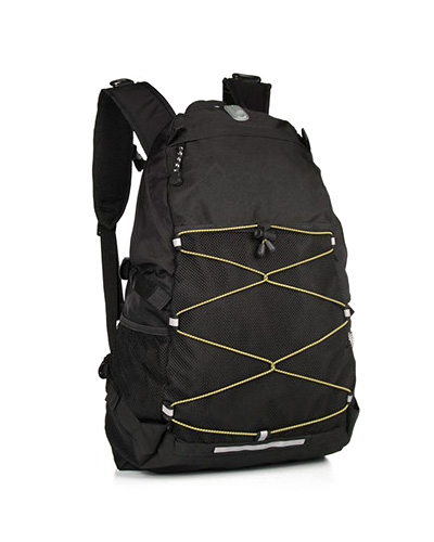 original adventure pack svart neongul