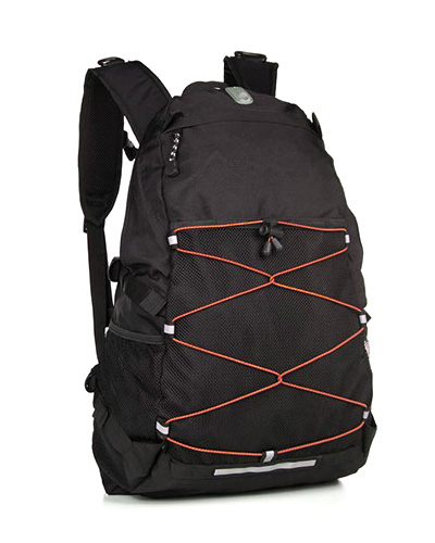 original adventure pack svart orange