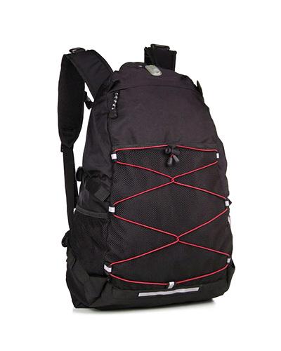 original adventure pack svart rod