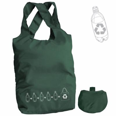 pocket shopping bag gron