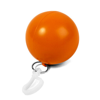 ponchoboll 82839 orange