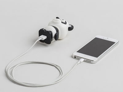 powerbank egen form panda 2