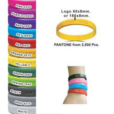 silikonarmband farger