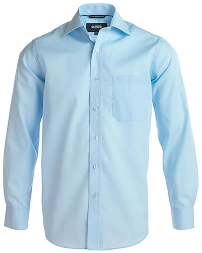 skjorta 0256 easyiron ljusbla