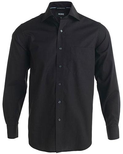 skjorta 0256 easyiron svart