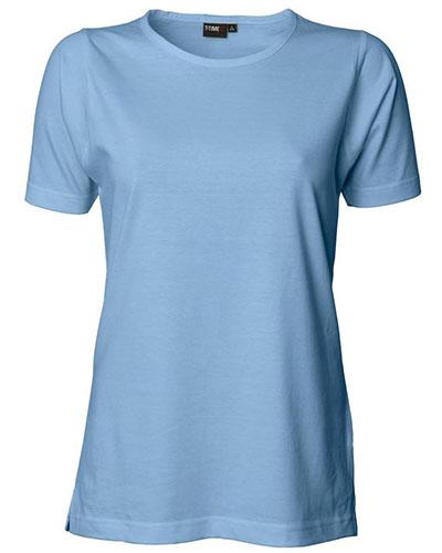 t shirt 0512 ljusbla